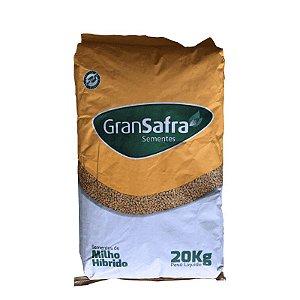 Sementes de Milho Híbrido BRS 2022 Gransafra - Saco com 20 kg