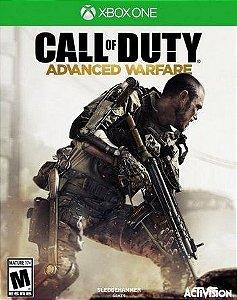 Call of Duty: Advanced Warfare- MÍDIA DIGITAL XBOX ONE RETROCOMPATÍVEL