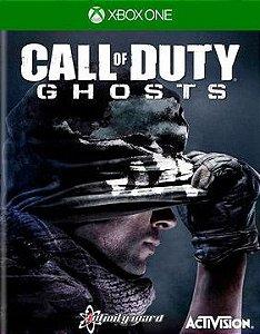 Call of Duty: Ghosts - MÍDIA DIGITAL XBOX ONE RETROCOMPATÍVEL