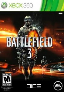 BATTLEFIELD 3 - MÍDIA DIGITAL XBOX 360