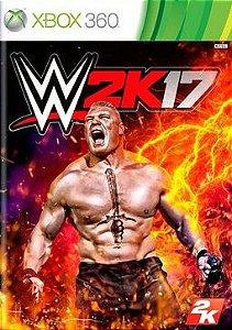 WWE 2017 - MÍDIA DIGITAL