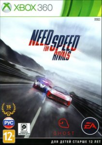 NEED FOR SPEED RIVALS - MÍDIA DIGITAL