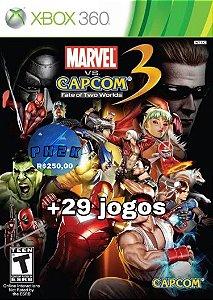 COMBO DE 29 JOGOS - MÍDIA DIGITAL XBOX 360