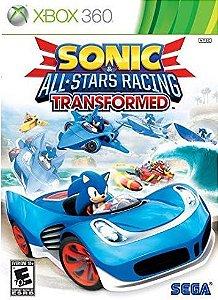 Sonic & All-Stars Racing Transformed- MÍDIA DIGITAL