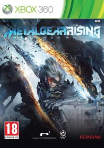 METAL GEAR RISING: REVENGEANCE- MÍDIA DIGITAL