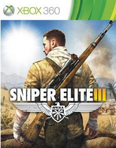 Sniper Elite 3- MÍDIA DIGITAL