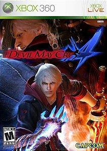 Devil May Cry 4- MÍDIA DIGITAL XBOX 360