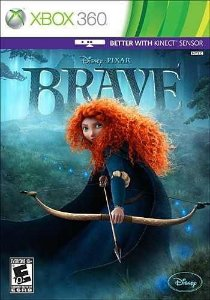 Brave: The Video Game- MÍDIA DIGITAL