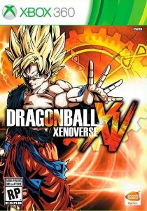 Dragon Ball Xenoverse- MÍDIA DIGITAL XBOX 360