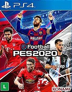 eFootball PES 2020 Standard Edition- MÍDIA DIGITAL
