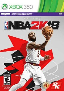 NBA 2K18- MÍDIA DIGITAL XBOX 360