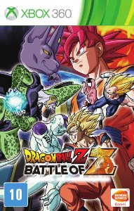 DBZ: Battle of Z - MÍDIA DIGITAL
