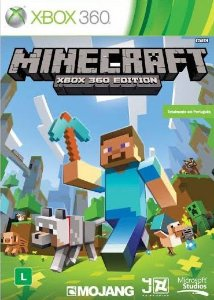 Minecraft- MÍDIA DIGITAL XBOX 360
