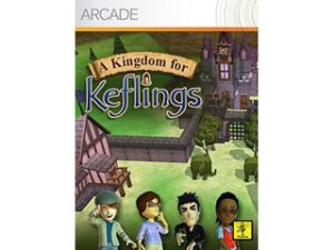 A Kingdom for Keflings-MÍDIA DIGITAL XBOX 360