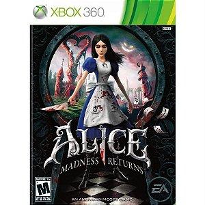 Alice: Madness Returns - MÍDIA DIGITAL XBOX 360