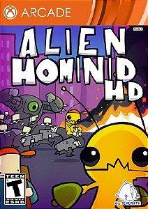 Alien Hominid HD-MÍDIA DIGITAL XBOX 360