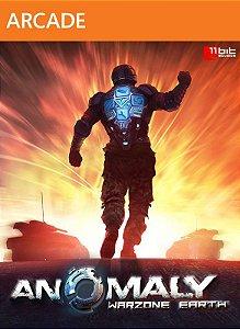 Anomaly Warzone Earth - MÍDIA DIGITAL XBOX 360