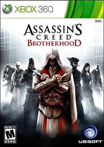 Assassin's Creed Brotherhood -MÍDIA DIGITAL
