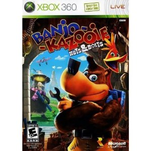 Banjo-Kazooie: Nuts & Bolts-MÍDIA DIGITAL XBOX 360