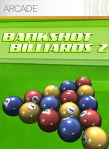 Bankshot Billiards 2-MÍDIA DIGITAL XBOX 360