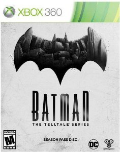 Batman: The Telltale Series-MÍDIA DIGITAL XBOX 360