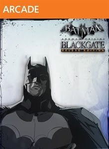 Batman Arkham Origins Blackgate - Deluxe Edition-MÍDIA DIGITAL XBOX 360