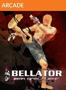 Bellator: MMA Onslaught-MÍDIA DIGITAL XBOX 360