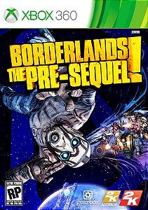 Borderlands: The Pre-Sequel - MÍDIA DIGITAL XBOX 360