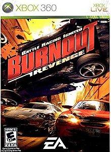 Burnout Revenge-MÍDIA DIGITAL XBOX 360