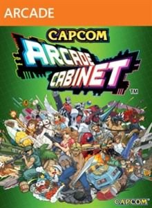CAPCOM ARCADE CABINET-MÍDIA DIGITAL XBOX 360