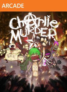 Charlie Murder-MÍDIA DIGITAL XBOX 360