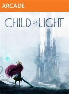 Child of Light-MÍDIA DIGITAL XBOX 360