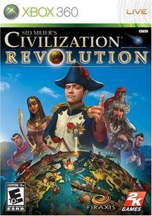 Civilization Revolution-MÍDIA DIGITAL XBOX 360
