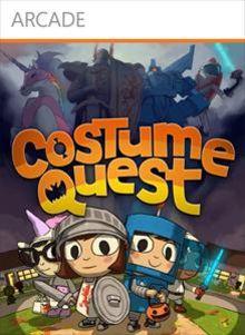 Costume Quest-MÍDIA DIGITAL XBOX 360