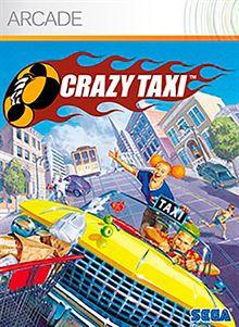 Crazy Taxi-MÍDIA DIGITAL XBOX 360
