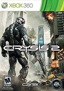 Crysis 2-MÍDIA DIGITAL XBOX 360