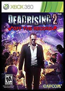 DEAD RISING 2 OFF THE RECORD-MÍDIA DIGITAL