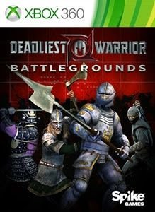 Deadliest Warrior: Battlegrounds-MÍDIA DIGITAL
