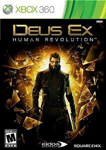 DEUS EX: HUMAN REVOLUTION-MÍDIA DIGITAL XBOX 360