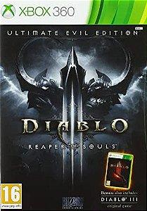 Diablo III: Reaper of Souls-MÍDIA DIGITAL XBOX 360
