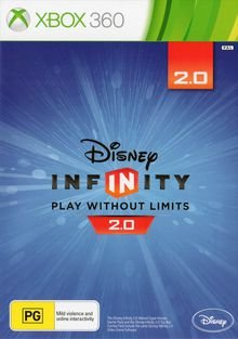 Disney Infinity (2.0 Edition)-MÍDIA DIGITAL