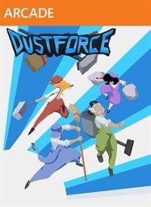 Dustforce-MÍDIA DIGITAL XBOX 360