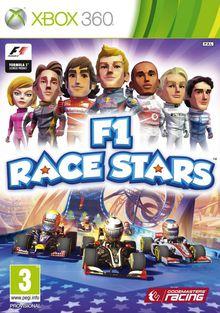 F1 RACE STARS-MÍDIA DIGITAL XBOX 360