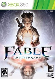 Fable Anniversary-MÍDIA DIGITAL XBOX 360