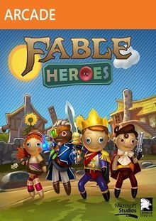 Fable Heroes-MÍDIA DIGITAL