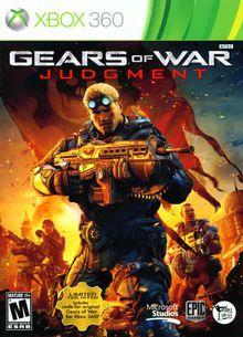 Gears of War: Judgment-MÍDIA DIGITAL XBOX 360