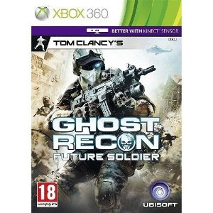 Ghost Recon: Future Soldier-MÍDIA DIGITAL