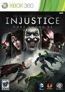Injustice: Gods Among Us-MÍDIA DIGITAL