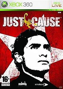 Just Cause-MÍDIA DIGITAL XBOX 360
