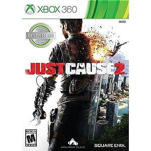 Just Cause 2-MÍDIA DIGITAL XBOX 360